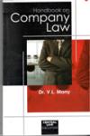 Handbook on Company Law