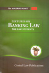 Lectures On Banking Law